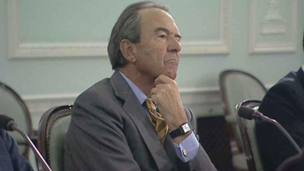 El vicepresidente de Bankinter, Jaime Botín, en una imagen de archivo.