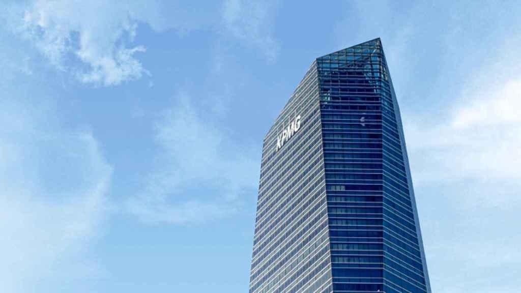 La sede de KPMG en Madrid.