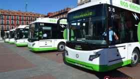 autobuses auvasa hibridos nuevos 3