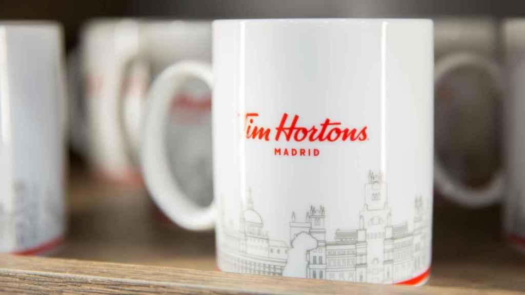 Tim Hortons Madrid