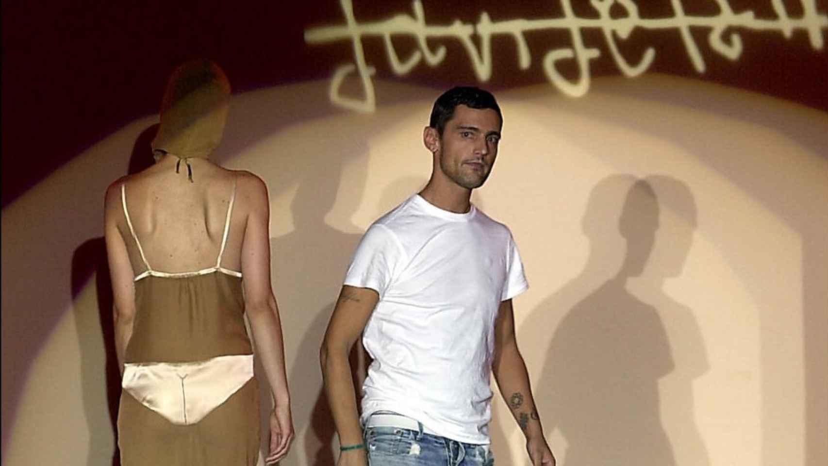 David Delfín, el 'enfant terrible' de la moda española