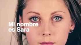 La protagonista del vídeo de Societat Civil Catalana se llama Sara y tiene 20 años.