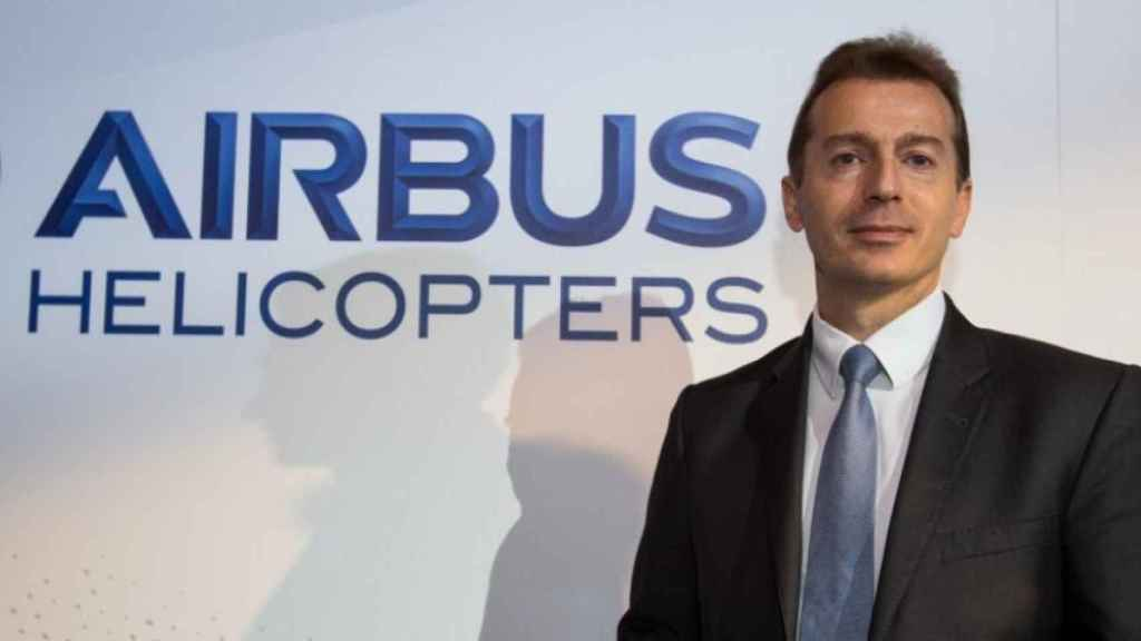 Guilleaume Faury, nuevo responsable de Airbus