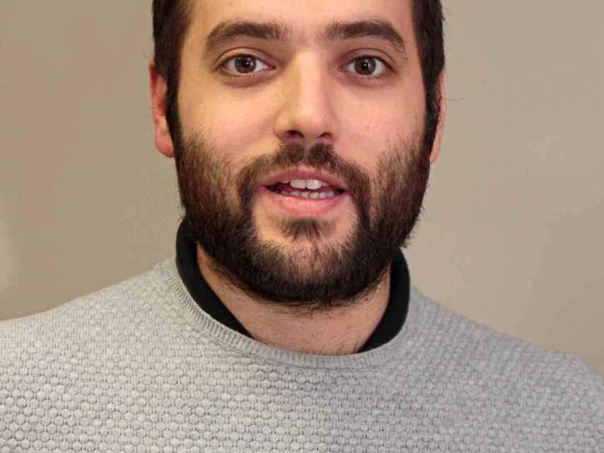 Pablo Grandío, fundador y director de Vandal.
