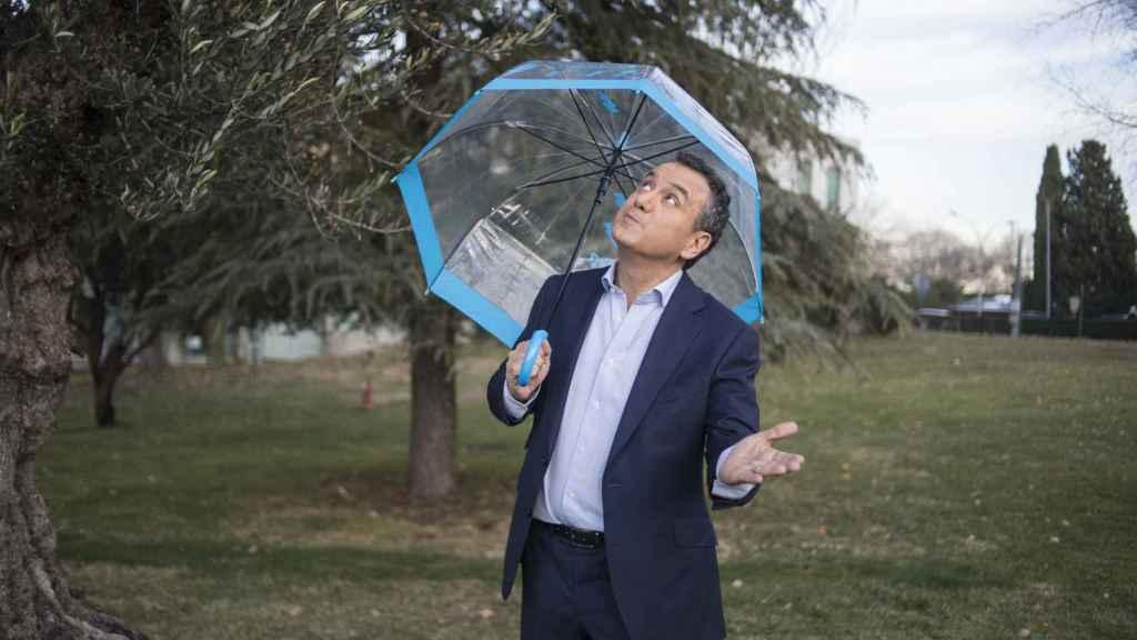 Roberto Brasero presenta El Tiempo en Antena 3 desde 2005.