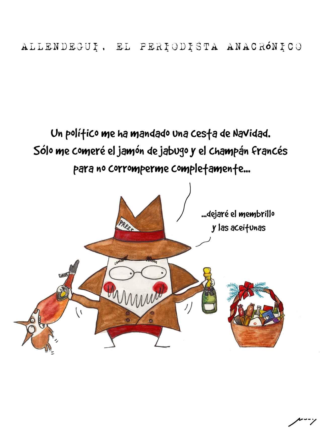 Illustración: Javier Muñoz