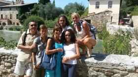 La familia Marsili.