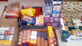 Foto archivo- Recogida alimentos en la ULE