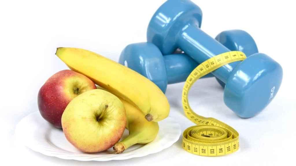 comer de forma equilibrada