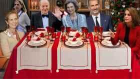 Esta Nochebuena estará la Familia Real casi al completo.
