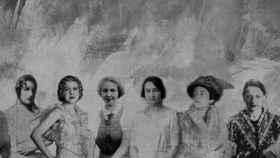 Las Sinsombrero, cartel promocional del documental de TVE.