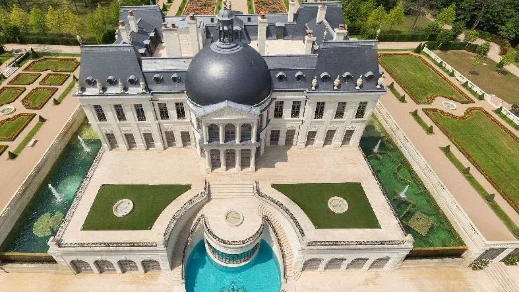 Castillo de Louis XIV: la propiedad privada más cara del mundo