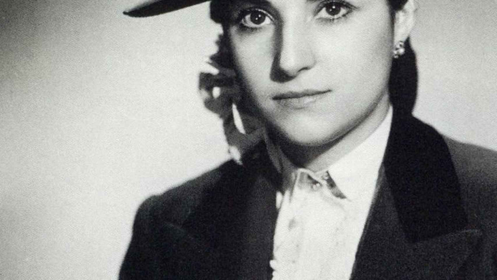 La primera dama del teatro musical español