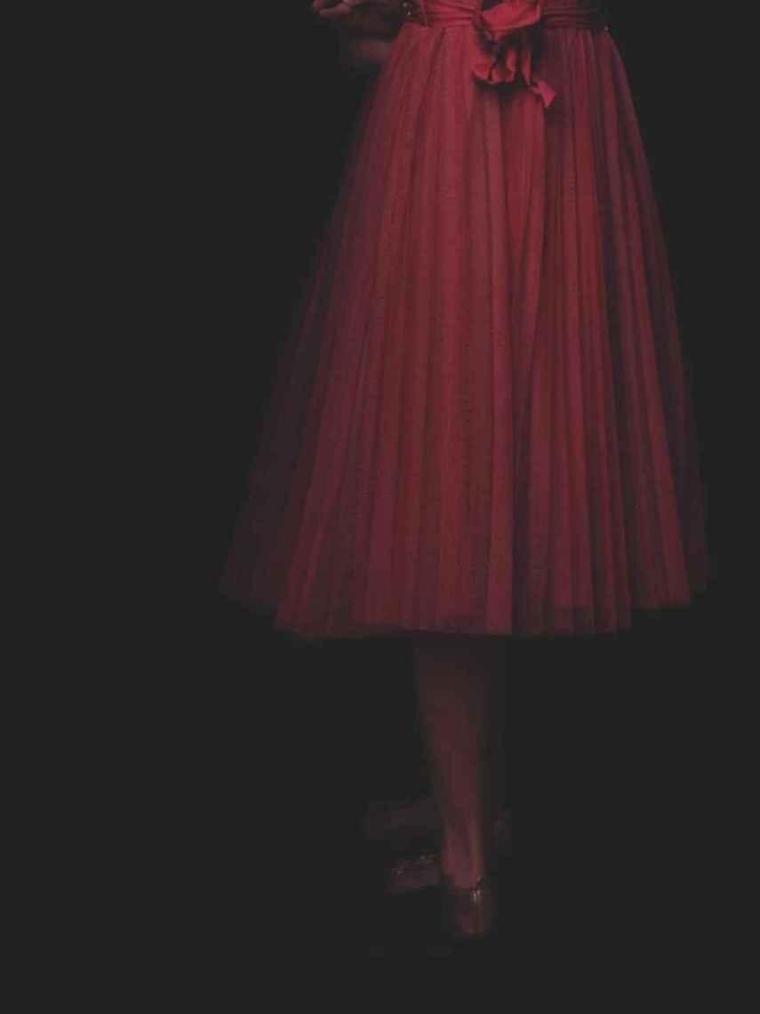 Retrato de una niña, hecha por Luis Gaspar.