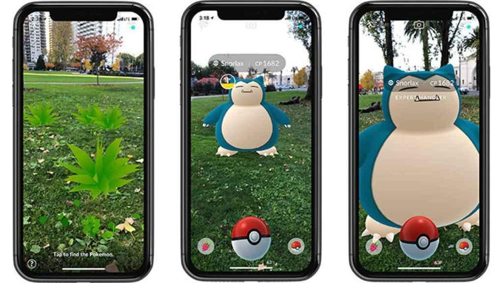 pokemon go realidad aumentada 1