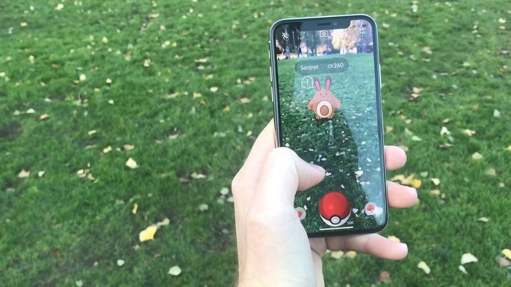 pokemon go realidad aumentada 2