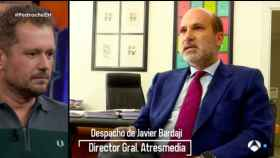 La aparición estelar de Bardají, director de Atresmedia, en 'El hormiguero'