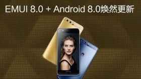 Android 8.0 llega a los Huawei P10 y P10 Plus de forma oficial