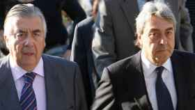 Alberto Cortina y Alberto Alcocer en una foto de archivo.