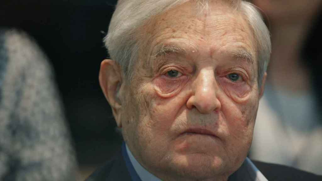 El inversor estadounidense George Soros, principal accionista de la socimi Hispania.