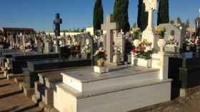 cementerio lapidas