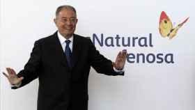 Salvador Gabarró, expresidente de Gas Natural Fenosa.