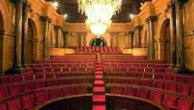 El Parlamento de Cataluña debe constituirse el 23 de enero.