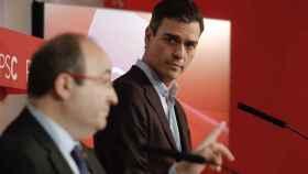 Sánchez, con Iceta en Barcelona este viernes para analizar los resultados.