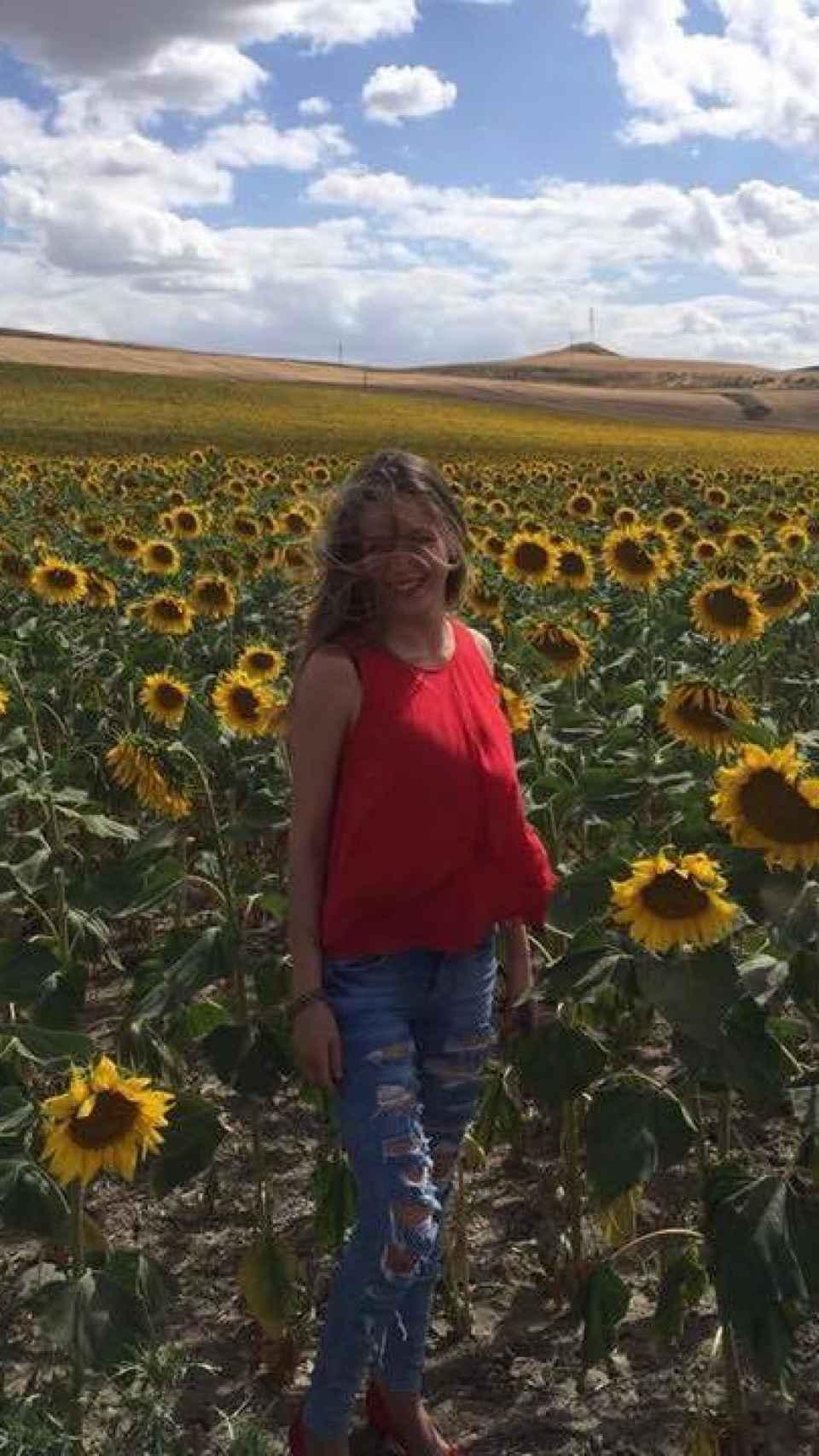 Andrea Carballo Claramonte acababa de cumplir 20 años.