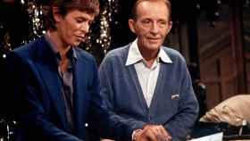 Bing Crosby y David Bowie en el especial de Navidad que inauguró la modernidad.