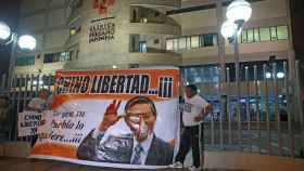 Kuczynski  da el indulto a Alberto Fujimori.