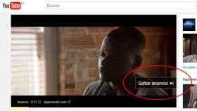 saltar anuncio youtube