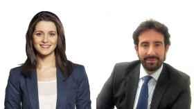 La foto de Inés Arrimadas junto a su marido Xavier Cima nunca vista hasta ahora