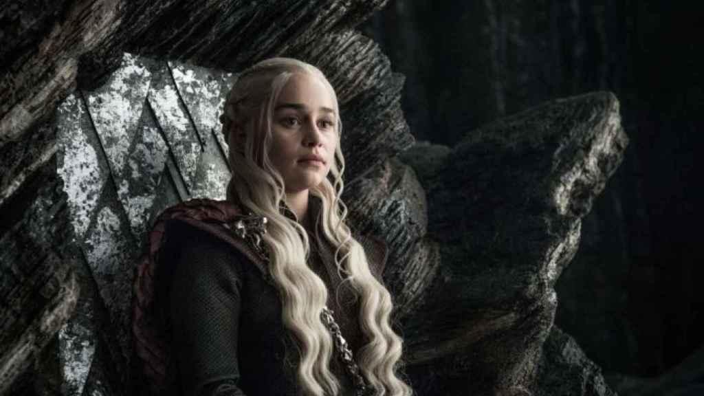 Fotograma de un episodio de 'Juego de Tronos', una de las series estrella de HBO en España.