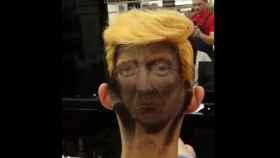La cara del presidente de los EEUU es una de las más solicitadas en la peluquería taiwanesa