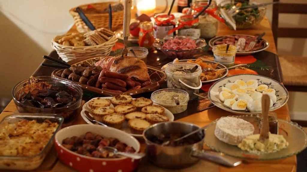 No todos los alimentos típicos de las fiestas navideñas son malos para nuestra salud.