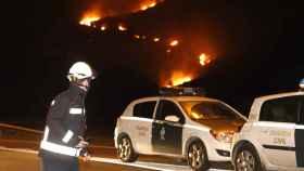 La Guardia Civil desalojó por precaución 60 viviendas.