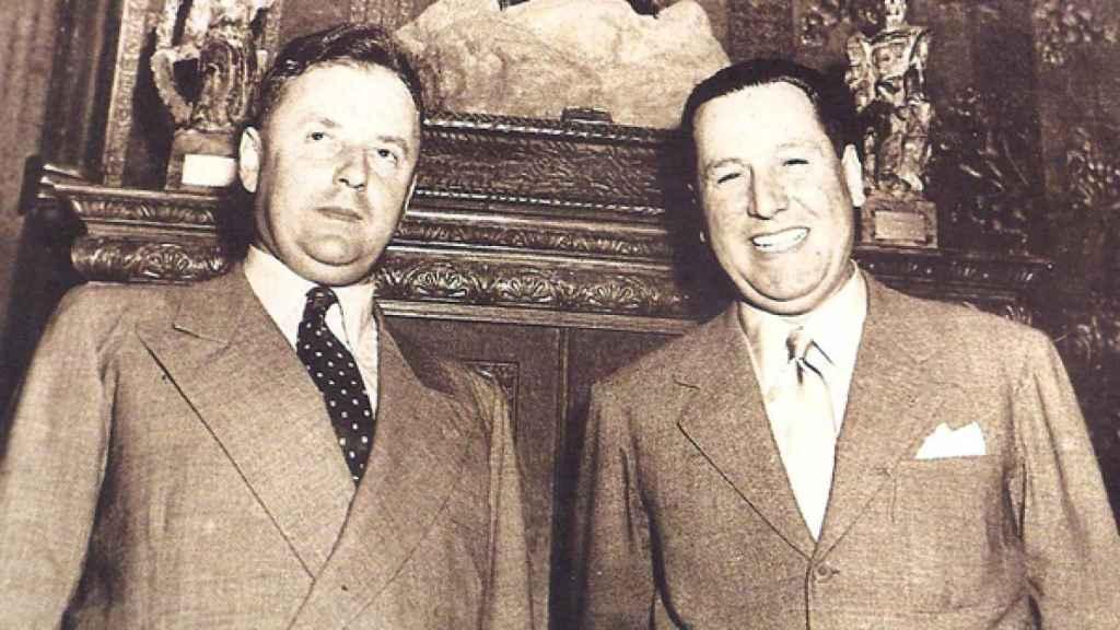 Richter, el demente científico nazi que coló a Perón un enorme timo nuclear