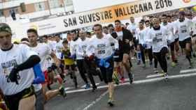 Carrera San Silvestre Vallecana de 2016.