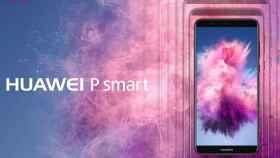 Huawei prepara el P Smart, su móvil más barato con todo pantalla