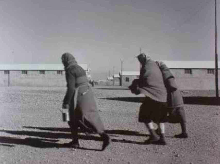 La zona era conocida como el Sahara-Midi. Las condiciones climáticas eran terribles