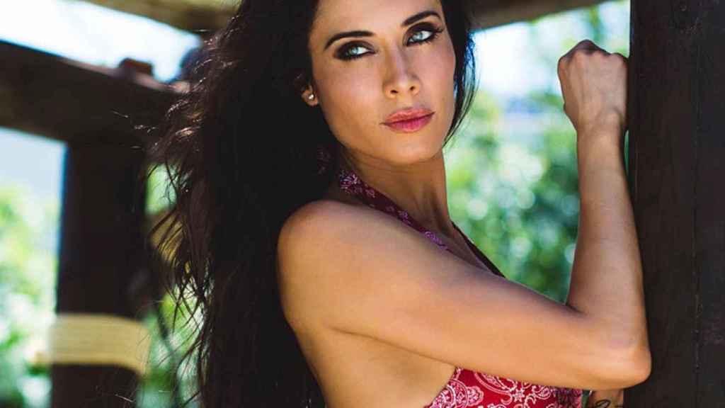 Pilar Rubio, posando en bikini Foto: Instagram (@davidprades_photo)