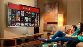 Netflix, uno de los nuevos reyes del salón.