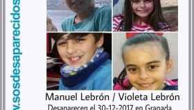 La Policía busca a dos menores que su padre no entregó a su expareja