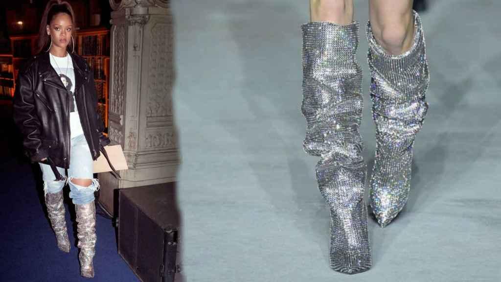 Las botas que todas las famosas buscan.