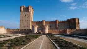 Castillo de Medina del Campo. Foto: Diputación de Valladolid.
