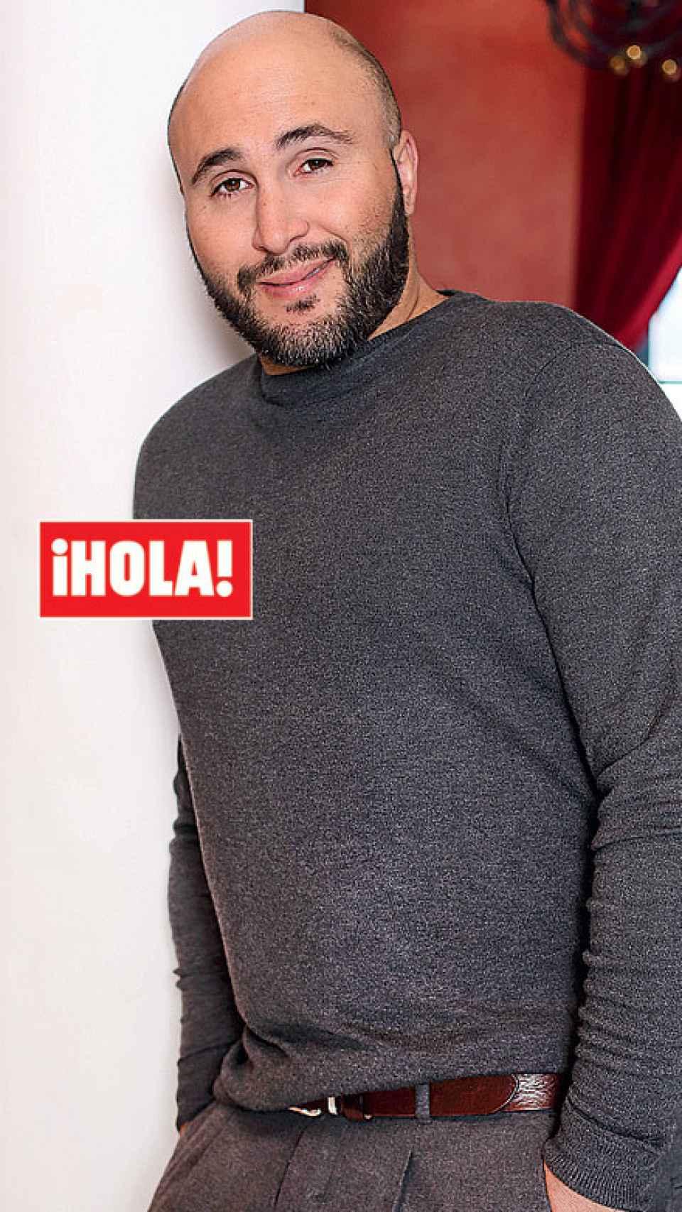 Kiko Rivera en la revista.