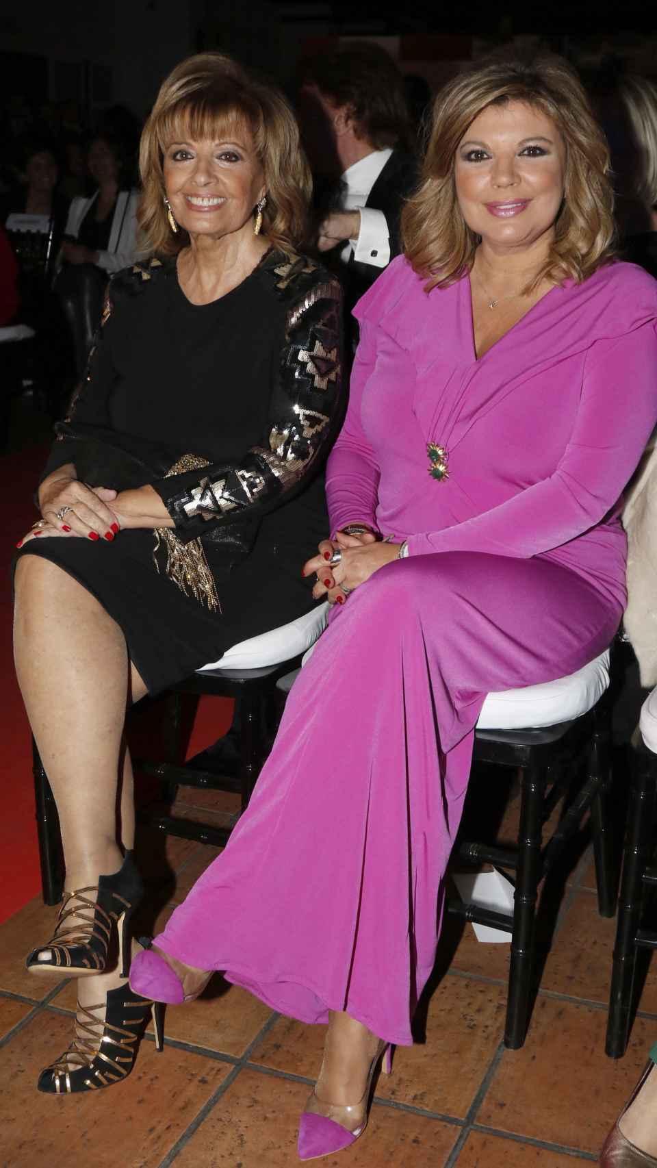 Teresa Campos y Terelu.