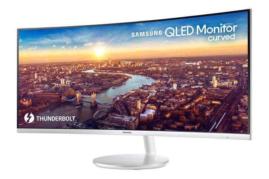 samsung monitor thunderbolt 2